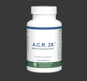 Image of A.C.R 2x Bottle