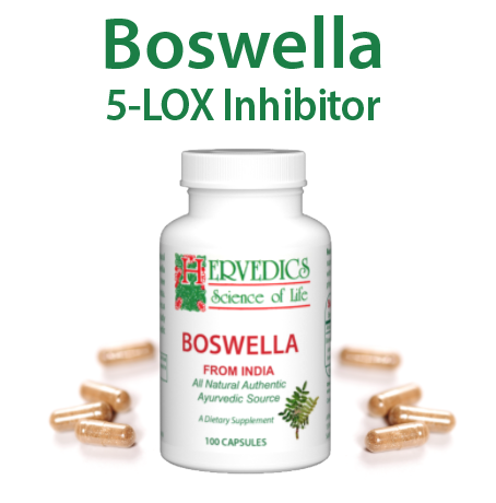 Image of Boswella 5-Lox Inhibitor Supplement Bottle