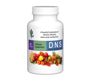 Image of DNS bottle