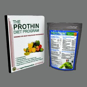 Image of prothin diet program supplements